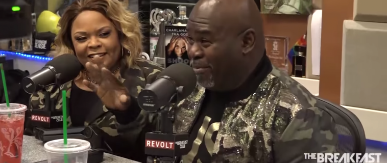 David & Tamela Man Talk Marriage, Surprise Child from Past Relationship