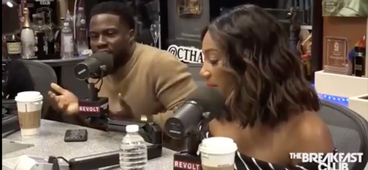 Kevin Hart Speaks On Tiffany Haddish, Katt Williams, Mike Epps, and The Industry