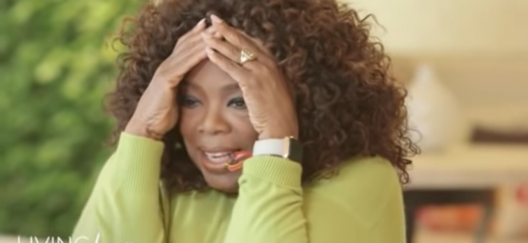 Oprah on Her Struggles, Setting Intentions