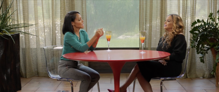 Jada Pinkett-Smith's First Table Talk Is A Tear-Jerker