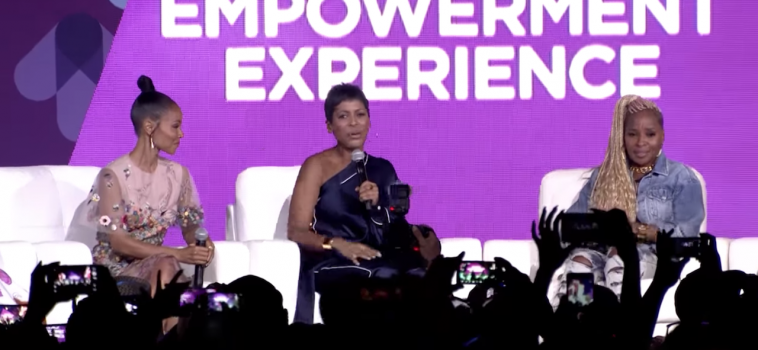 Strength & Black Girl Magic Discussion at ESSENCE Fest Panel