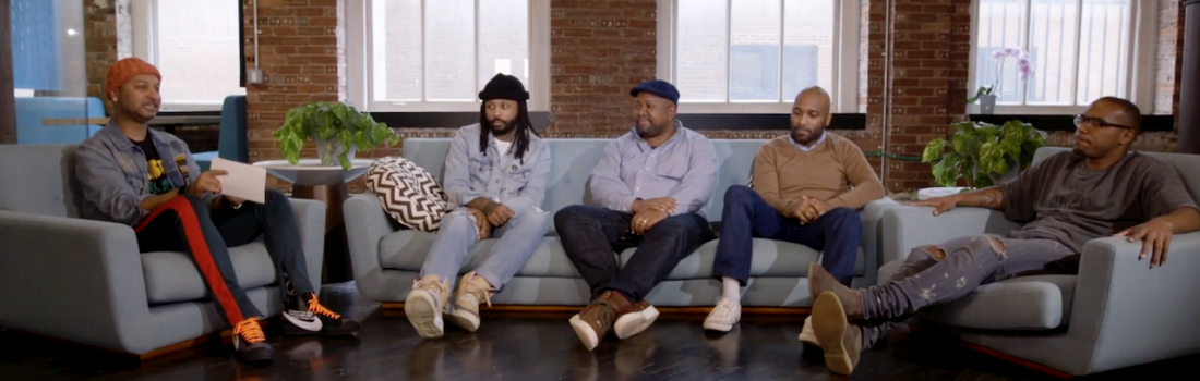 The Root: Black Men Discuss When They See Us