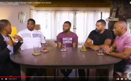 Black Men & Therapy | Men's Round Table | A Black Love Series