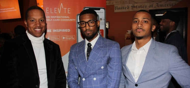 Elevate! The Must-Have Mental Wellness App 3 Black Men Created To Uplift Our Community
