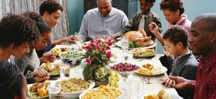 Celebrating Thanksgiving During the  Covid-19 Pandemic