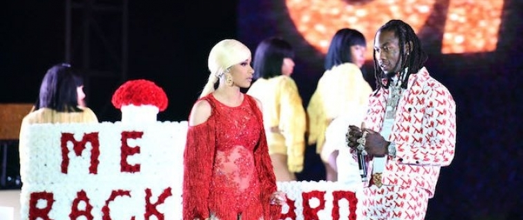 Cardi B, Offset and Marital Vows