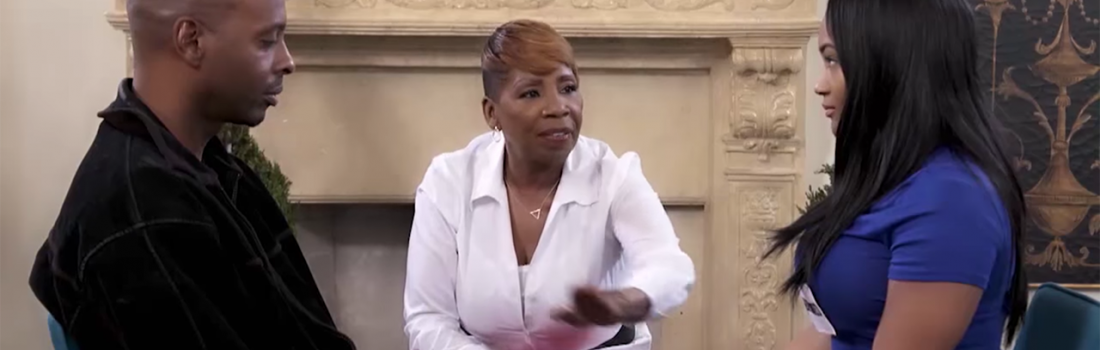 Iyanla Tries to Fix Lira's Childhood Life