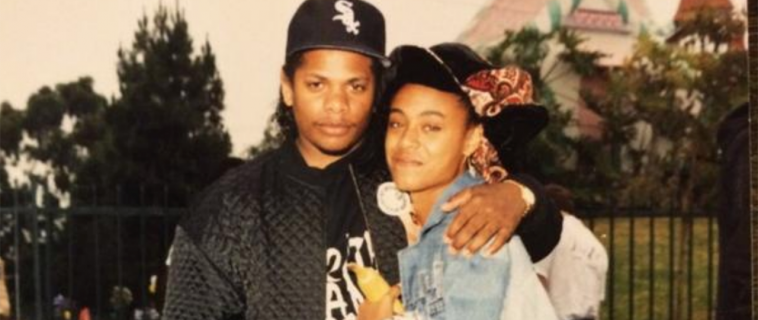 When Jada Met Eazy-E
