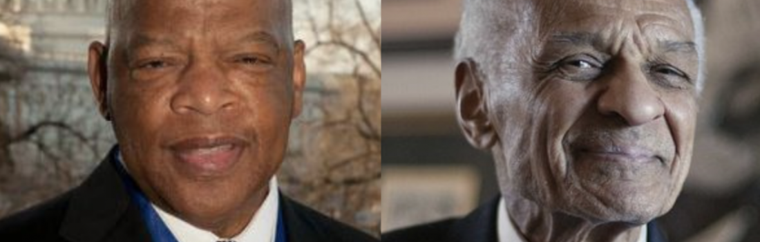 Embracing the Legacy of Civil Rights Leaders: C.T. Vivian and Congressman John Lewis