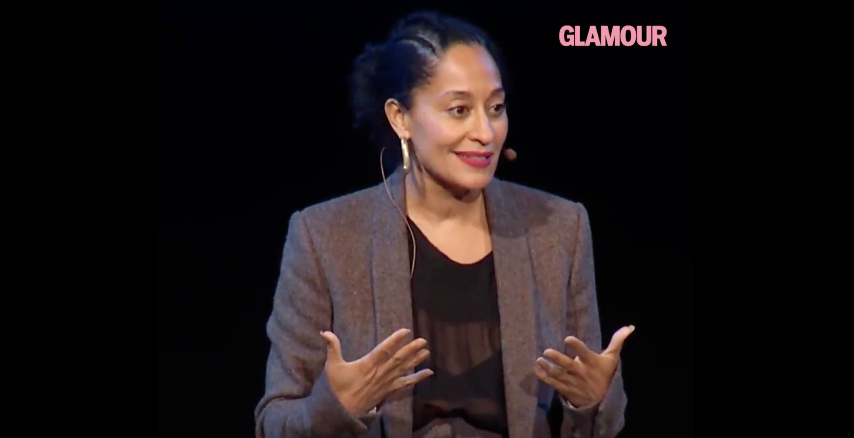 Tracee Ellis Ross on Being A Single Female with No Kids