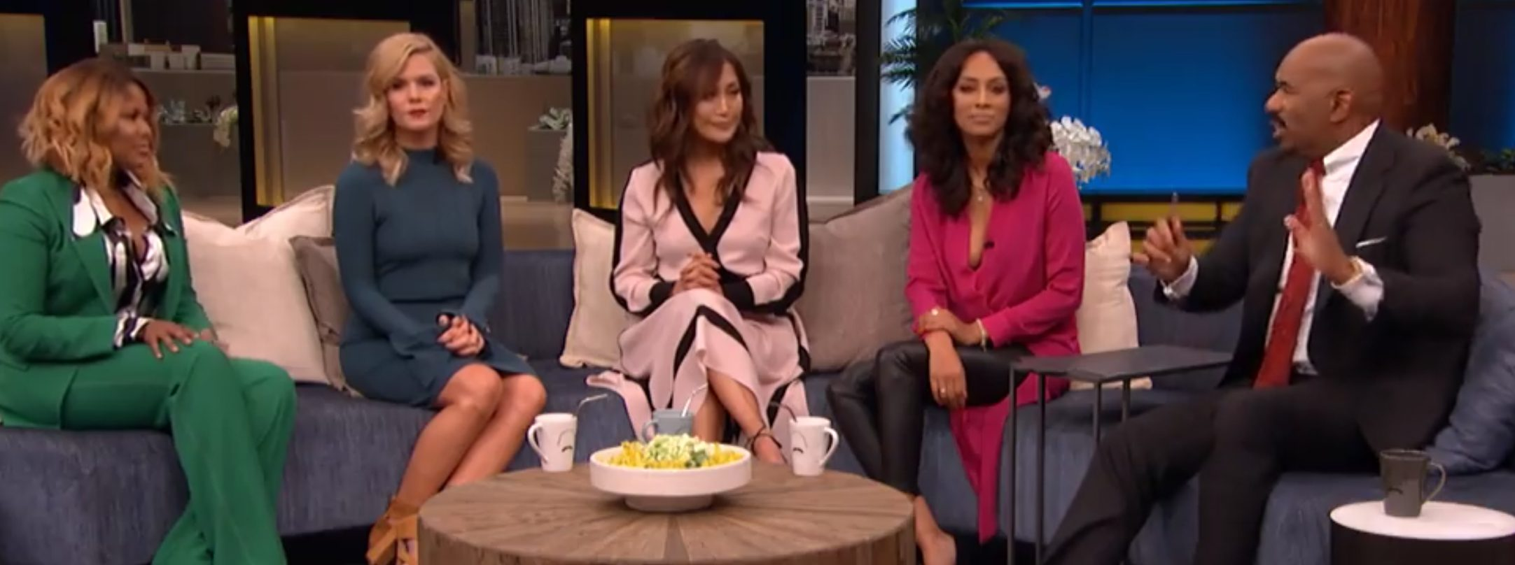 Four Women vs. Steve Harvey Try To Decode Male Insecurity