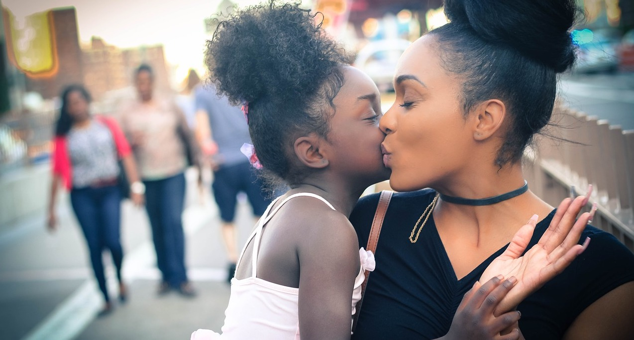 The Black Resilient Single Mother
