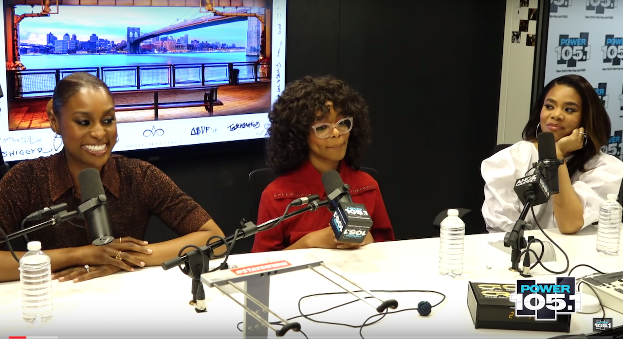 The Ladies of Little Discuss the Film, Working With Each Other
