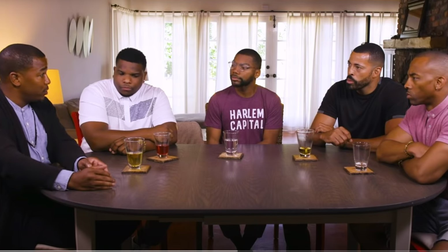 Men's Round Table: Money & Relationships