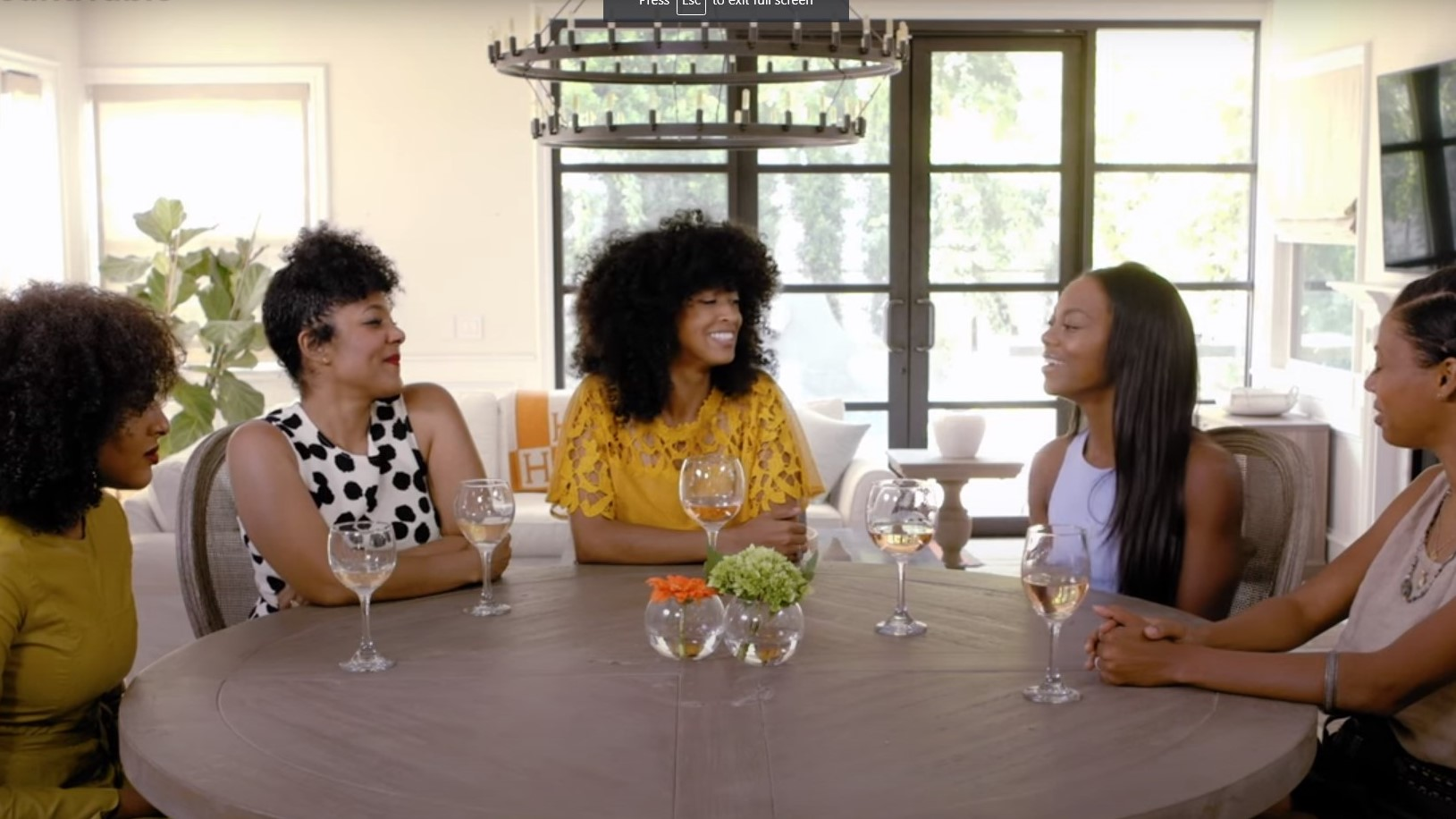 Ladies' Round Table: What's Your Type?