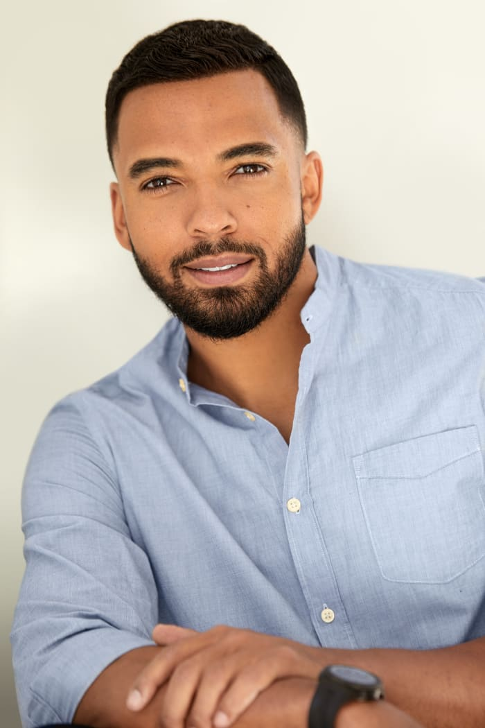 Man to Man: The Power of Forgiveness Featuring Christian Keyes