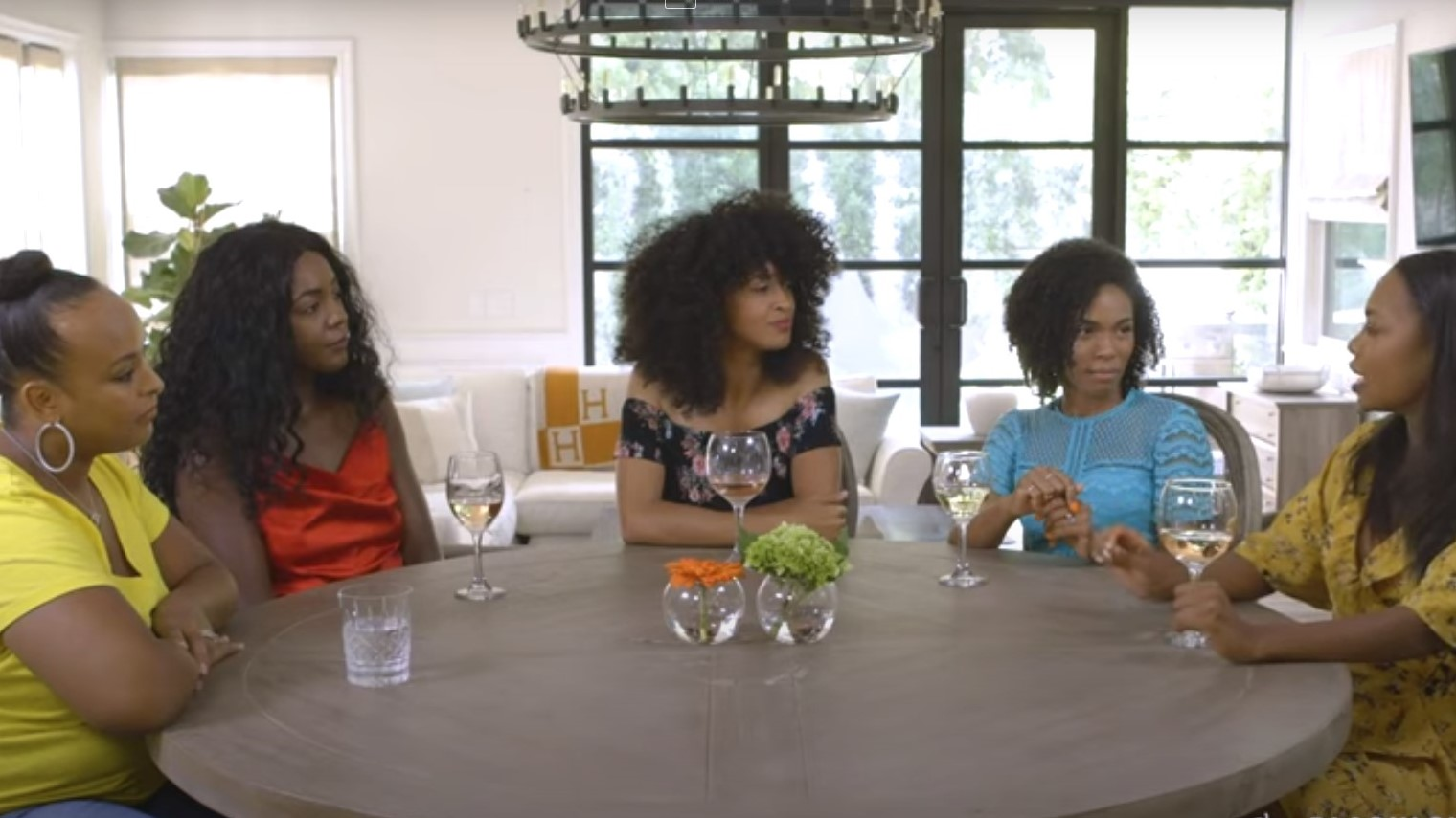 Ladies' Round Table : The Perfect Date