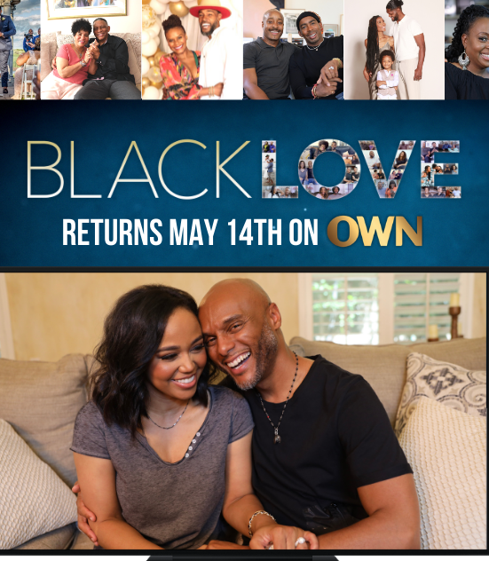 Black Love SEASON 5 on OWN Returns May 14th!