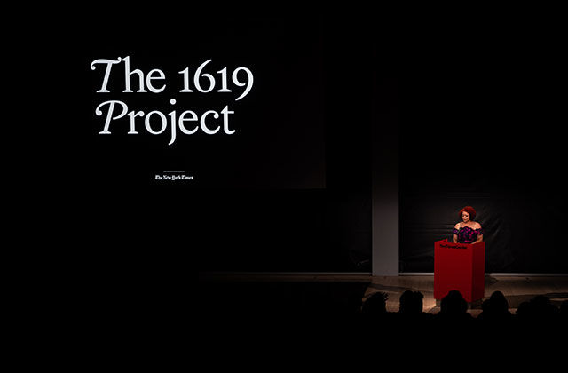 How The 1619 Project Seeks to Reframe American History